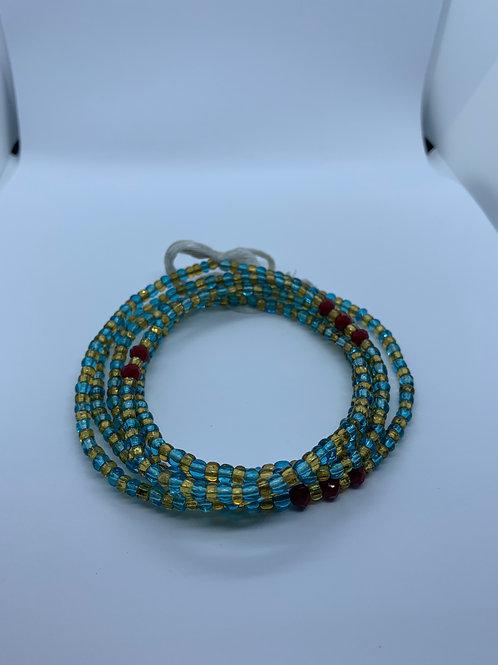 Mama Wata Goddess Waist Beads