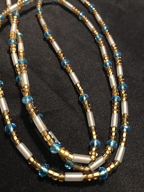 Sweet Water Goddess Waist Beads
