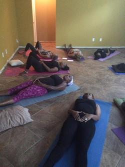 Yoni Yoga with Yoni Power!