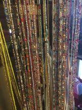 Waist beads come directly from Ghana!