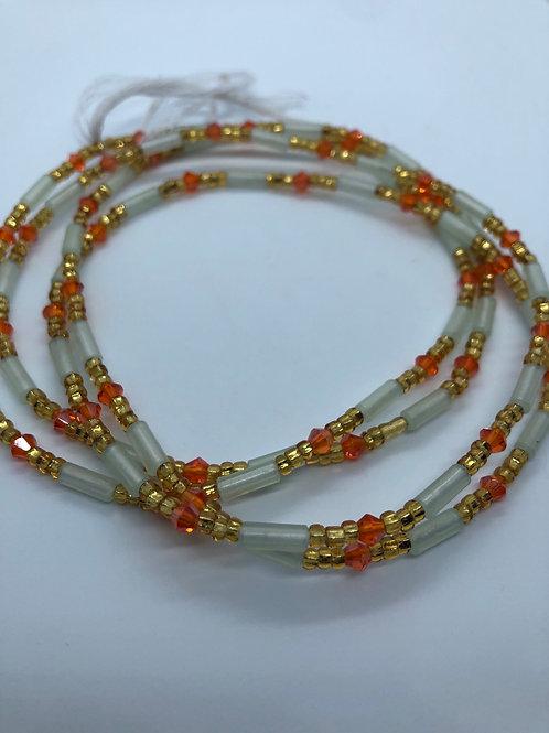 Sacral Vibe Waist Glow in the Dark Beads