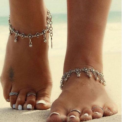 Sekhmet Godis Anklets