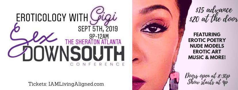 eroticology with Gigi 2019