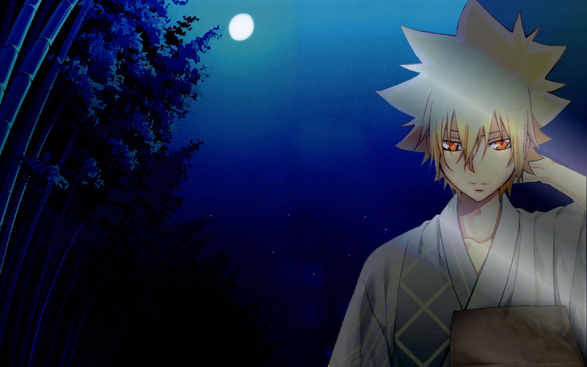 Giotto Yukata Bamboo Moonlight
