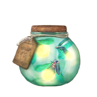 Flask of Fireflies