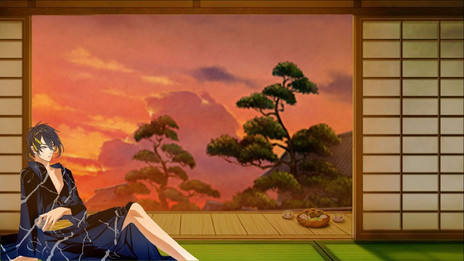 Midsummer Dream 4 - Mikazuki Sunset Veranda