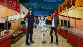 Midsummer Dream 1 - Touken Ranbu Dategumi