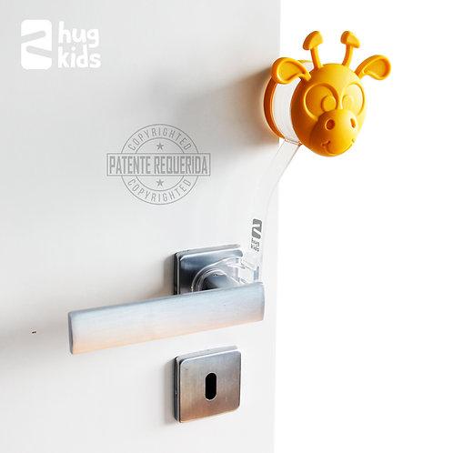 Protetor de Porta - Gira Miga Amarela