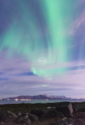 Reykjavik Aurora