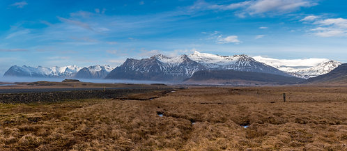 Southwest Iceland Panorama