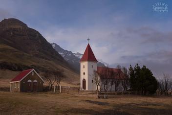 Kálfafellsstadur Church
