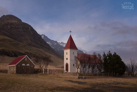 Kálfafellsstadur Church