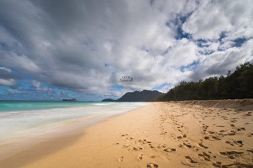 Surf Sand Sky