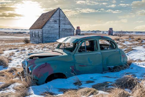Vintage Prairies
