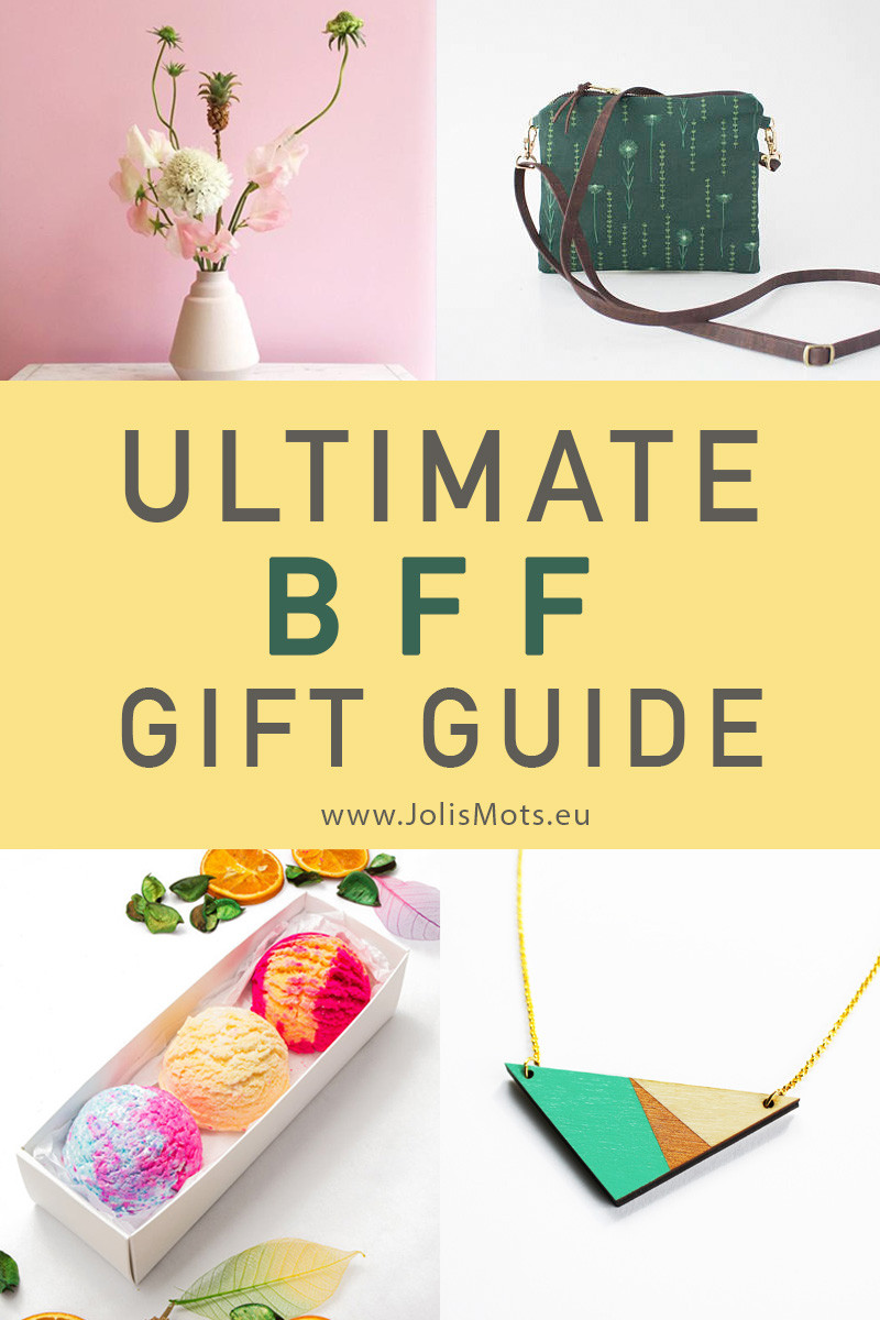 I''l help you to find the perfect gift for your bestie with this handy gift guide!