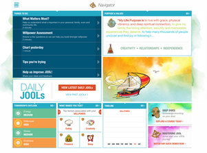 JOOL Health Web App