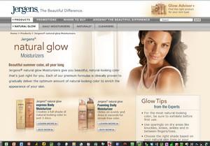 Jergens Brand Site