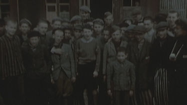 Residents-Weimar-concentration-camp-Germ