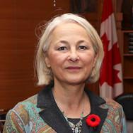 Ambassador Sabine Sparwasser