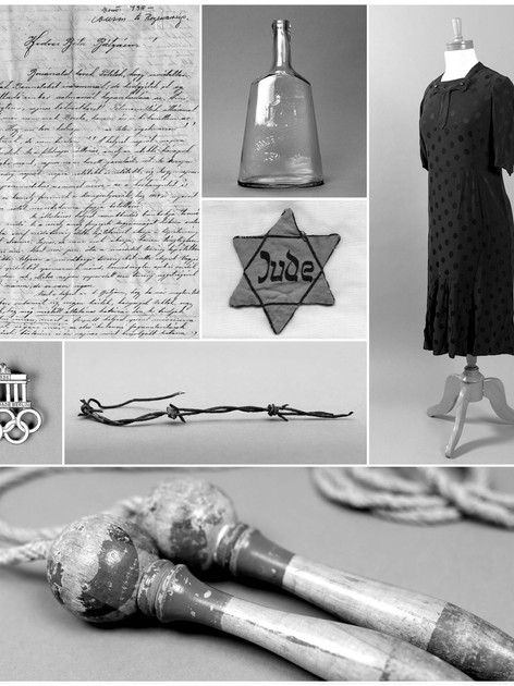 ARE WE REALLY THAT BAD? EXAMPLES OF ANTISEMITISM AND PROPAGANDA FROM THE VHEC COLLECTIONS