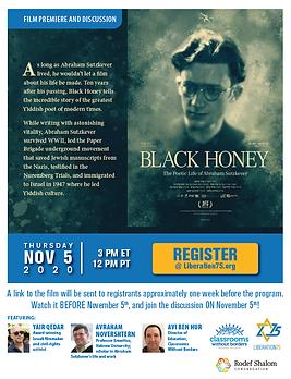 Black Honey Poster.png