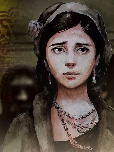 ANIMATING HISTORY: THE STORIES OF AURORA MARDIGANIAN AND ANNE FRANK