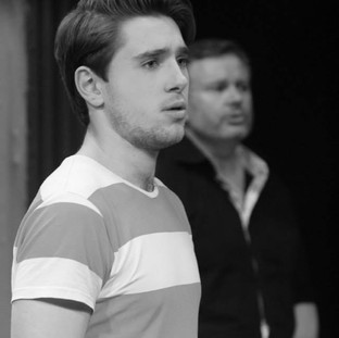 In Rehearsals for Damn Yankees
