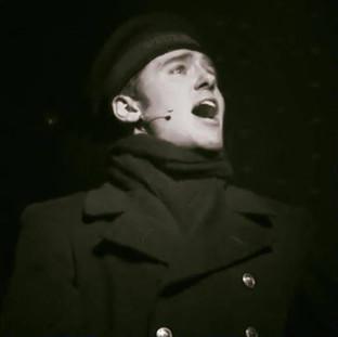 Frederick Fleet in Titanic