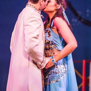 Aladdin at Buxton Opera House