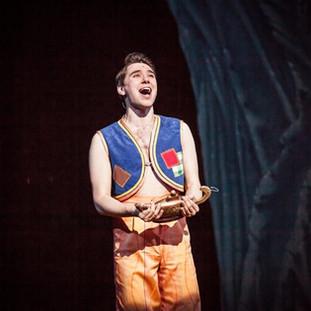Aladdin at Buxton Opera House