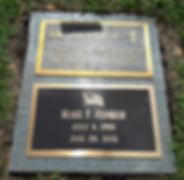 Bronze Memorial Orlando Stokes Monuments