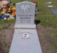 Baby Memorial Greenwood Cemetery