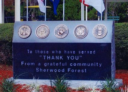 Veterans Memorial Testimonial