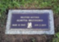 Bronze Memorial Washington Park Cemetery