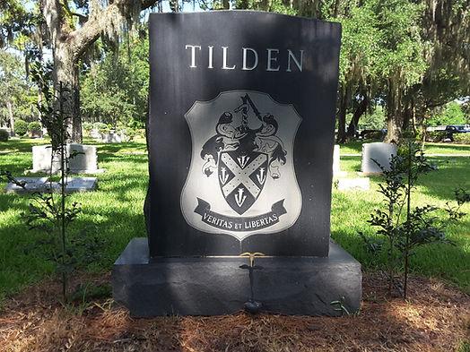 Tilden Upright Memorial Winter Park