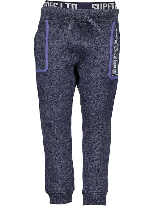 Blue Seven Waistband Joggers in Blue