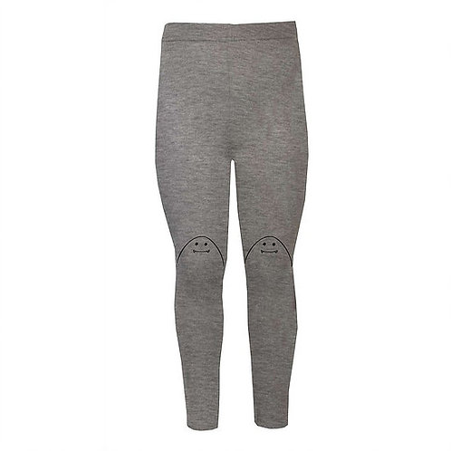 Monstre Grey Marl Leggings