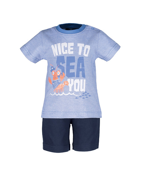 Blue Seven Mini Kids 'Nice to Sea You' 2 piece