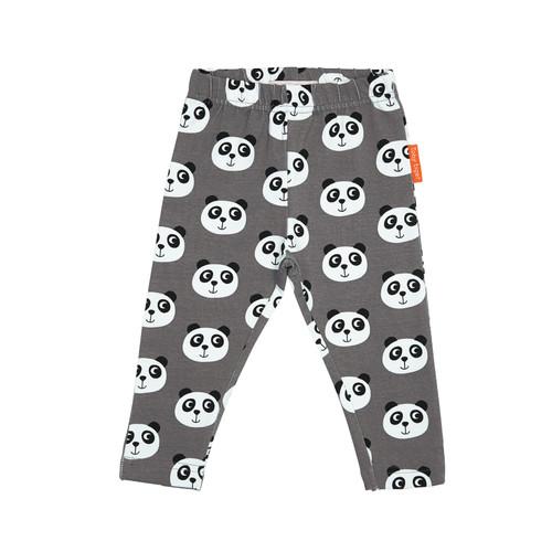 b87c59cc2c7bf4 Toby Tiger Organic Cotton Panda Leggings