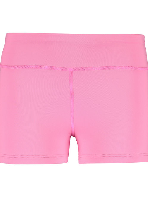 Blue Seven Pink Jersey Shorts