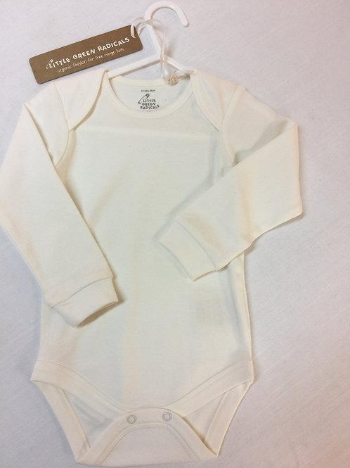 Organic Cotton Long Sleeve Baby Body