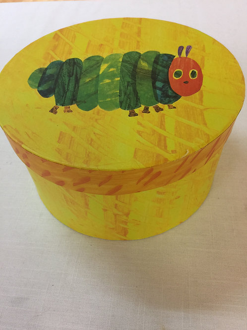 Caterpillar Gift Box
