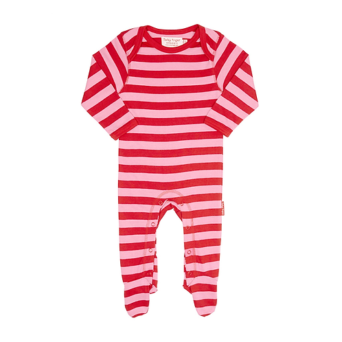 TOBY TIGER Organic Sleep Suit