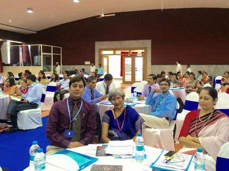 ICT Meet के दौरान