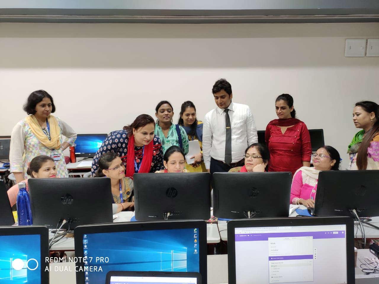 Hindi Workshop at Indus Valley School
