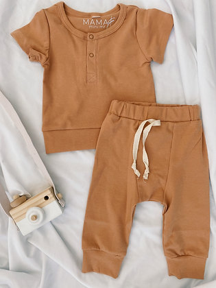 Everyday Essential Set in Apricot