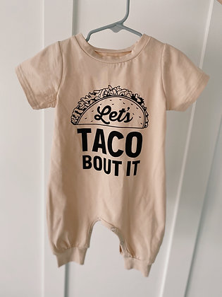 Taco Bout' a Playsuit