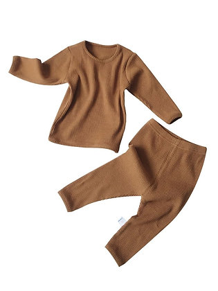 Owen 2-Piece Set in Brown