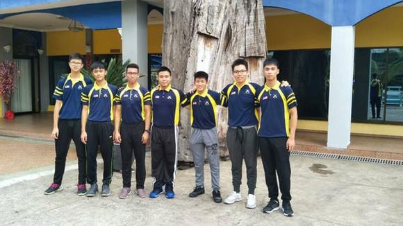Bola Keranjang : Klinik Kepengadilan PABA 2018
