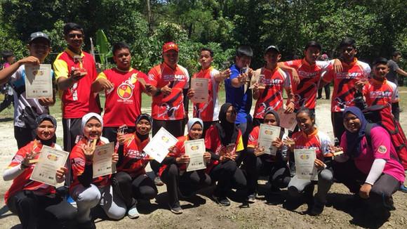 Memanah : Kejohanan Memanah Terbuka BUKAR & Selangor Junior 1.0